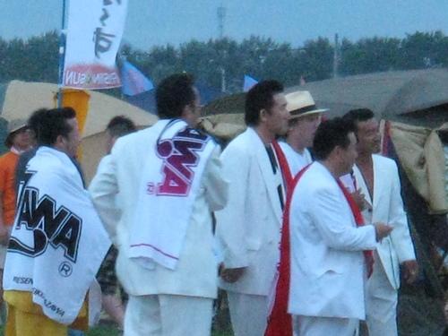 YAZAWA軍団